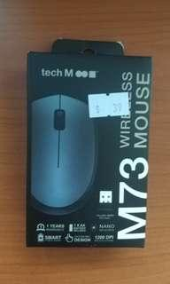 [INSTOCK] tech M Wireless Mouse #Next30