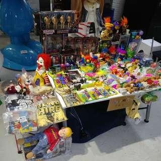 完 12月2 玩具跳蚤 市集