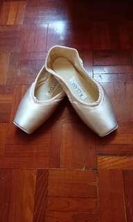 R class pointe shoes 足尖鞋
