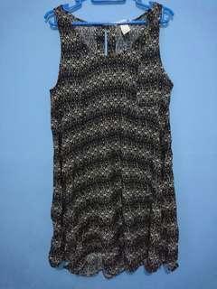 H&M #prelovedwithlove mini dress
