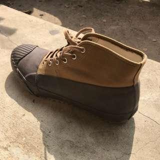 日本購入🇯🇵 28cm MOONSTAR高筒帆布鞋
