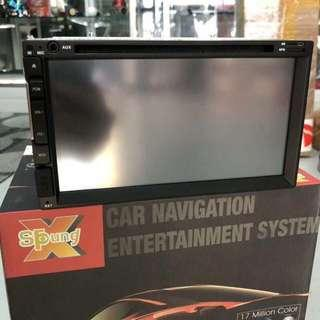 "Offer DVD Double Din 7""inch Player FULL HD"