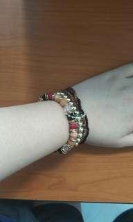 🚚 [INSTOCK] 7 Layer Beaded Bracelet #Next30