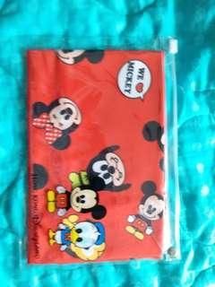 Disney紅爸運動長形毛巾