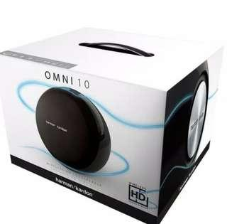 Original Speaker Harman Kardon Bluetooth & Wireless Portable Omni 10