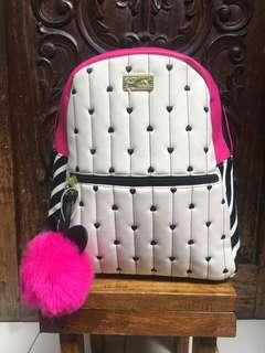 Onhand Authentic Betsey Johnson Backpack