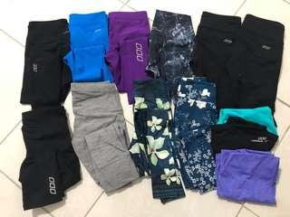 Activewear for sale! See listings