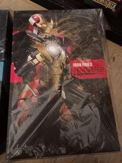 Hot Toys Ironman Heart breaker