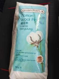 Guardian cotton wool pack