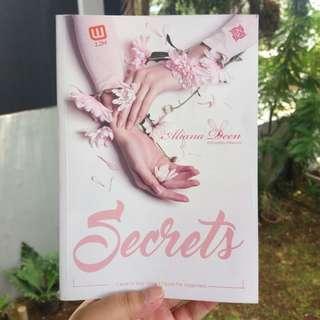 Novel Secrets by Aliana Deen