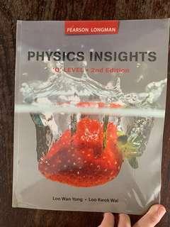 Physics Insights 2nd Edition