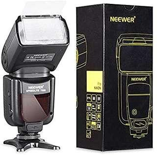 Neewer speedlite 750II