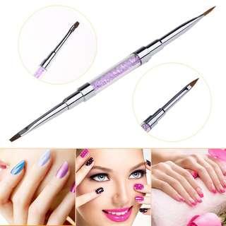 🚚 Acrylic Gel Quartz Brush Pen