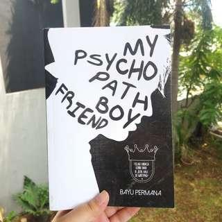 Novel My Psychopath Boyfriend