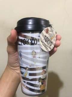 Tumbler Starbucks edisi Japan