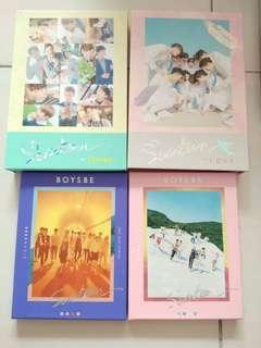 Seventeen Album & Photocards