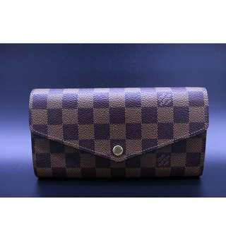 《假一賠百》正品 LV/Louis Vuitton 法國 春秋新款 N63209 名牌精品 短夾 非Gucci