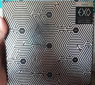 Exo-K 2nd Mini Album Overdose