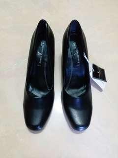 39號 24.5cm Romeo Valentino 日本品牌 酒店 空姐 OL 返工 皮鞋 high heel