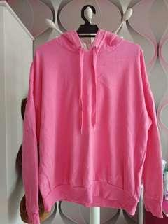 H&M Pink Hoodie