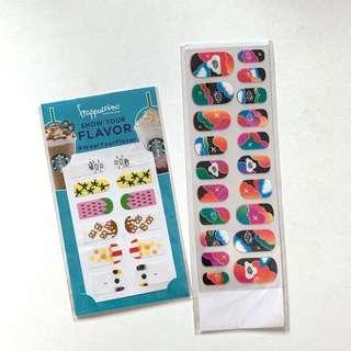 美甲貼紙 nail stickers