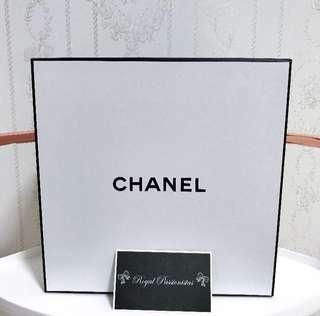 BN Authentic Chanel Box Medium. Authentic.