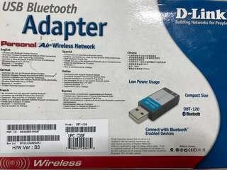BRAND NEW - D-Link Bluetooth Adapter