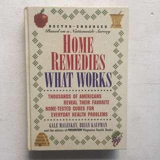 Home Remedies What Works
