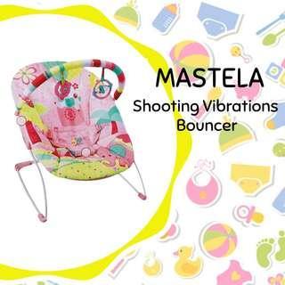 Mastela Bouncer Vibration (sewa)