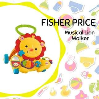 Fisher Price Lion Walker (sewa)