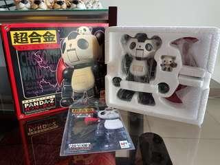 Chokogin Robonimal Panda Z