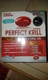 Perfect krill