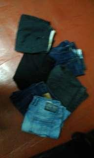 Assorted mens denim (europe brands)