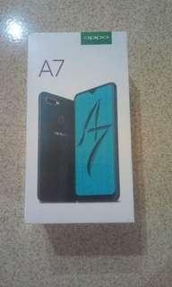 OPPO A7 NEW