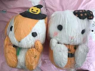 Halloween loppy set of two.