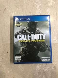 PS4 COD Infinite Warfare