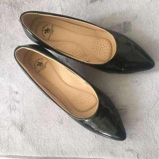 $150換購-Leather Heels Size39/40 真皮返工鞋