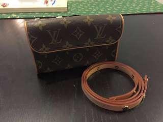 Authentic Louis Vuitton Waist Pouch
