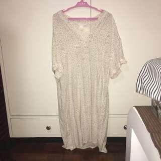 Authentic H&M White Dress