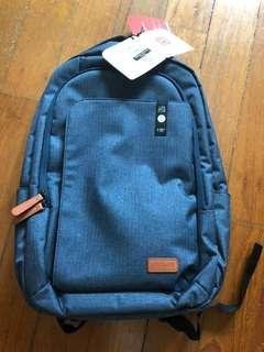 Agva LTB330 blue 15.6 inch heritage backpack