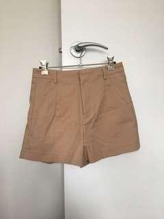 Valleygirl Nude Shorts