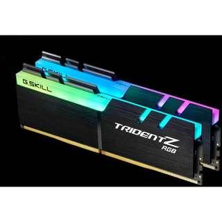 G Skill Trident Z RGB (2x8GB) 16GB 3200Mhz DDR4 CL16