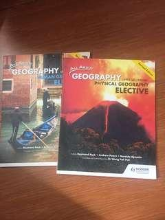 Elective Geography Textbook upper sec