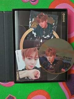 Wanna One I.P.U Album Jihoon Set