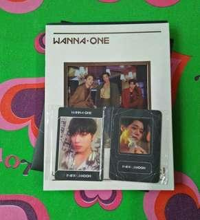 WTS Wanna One Undivided (No.1 ver) Jihoon Set