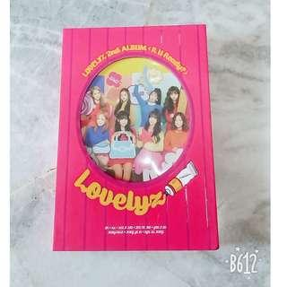 [WTS]Lovelyz 2nd Album <R U Ready?> #DEC30