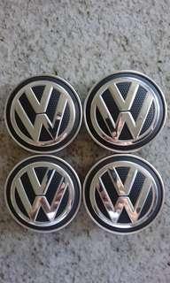 VW Rims Cap
