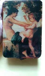 歐洲古典藝術寶盒
