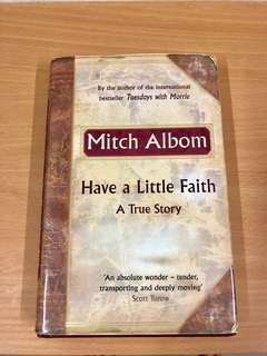 Have a Little Faith (Hardcover)