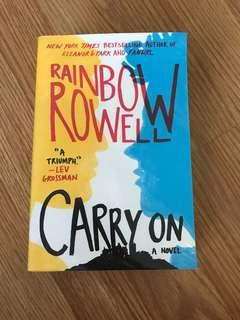 Carry On (R. Rowell)